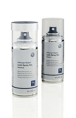Original Lackspray LY7W Lichtsilber Metallic Lack Spray Volkswagen Audi Y7W Dose