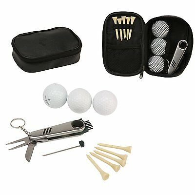 Personalised Golf Ball Pitch Divot Repair Marker Tool Engraved Fathers Day Gift
