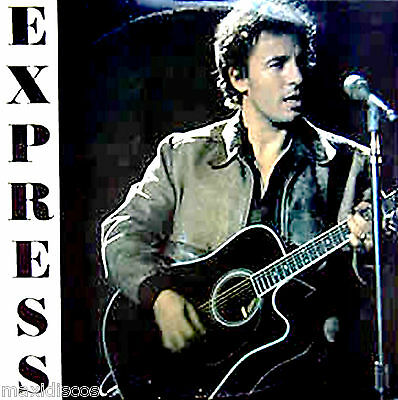 "LPx3 -  BRUCE SPRINGSTEEN - THE TUNNEL OF LOVE EXPRESS TOUR 88 ""PROMO"" RARE LIVE"