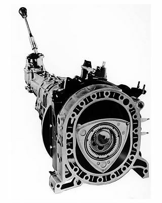 1973 Mazda Rotary Engine Photo Poster zub1250-3WHCD1