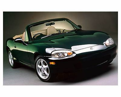 1999 Mazda Miata MX5 Automobile Photo Poster zub2337-ZBB8HY