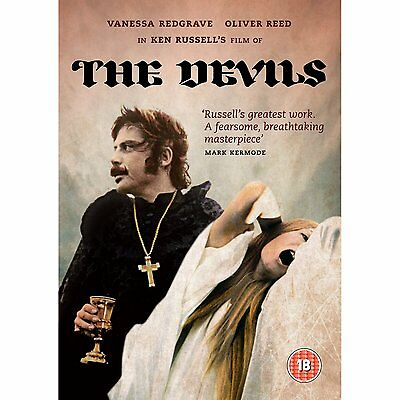 The Devils: 2 Disk Special Edition - DVD NEW & SEALED - Oliver Reed, Ken Russell