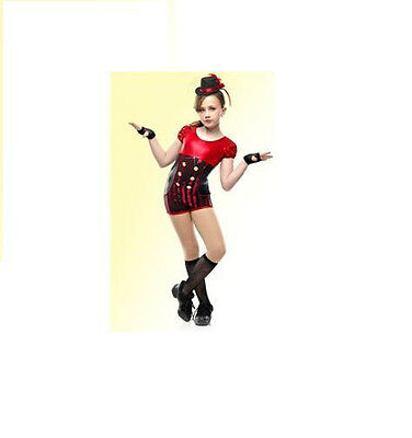 Jazz Scene Tap Dance Ballet Costume Adult L Clearance
