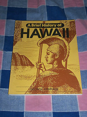 Older Booklet A Brief History of Hawaii George Armitage
