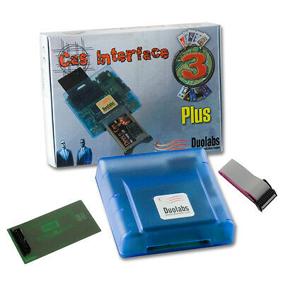 Cas Interface 3 Plus USB Original Duolabs J-Tag Programmer