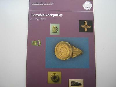 Portable Antiquities Annual Report 1997-98