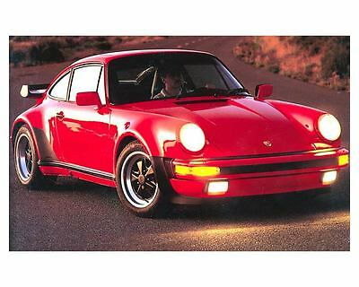 1988 Porsche 911 930 Turbo Automobile Photo Poster zc238-87FIGT