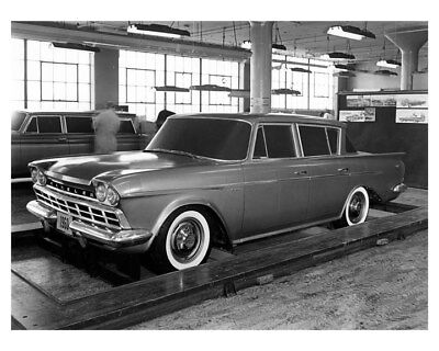 1960 Rambler Factory Photo ub3843-CS2QT5