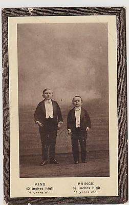 Barnum & Bailey Circus Freak Side Show Pc, Wooden Border Series By Kraus Of Nyc