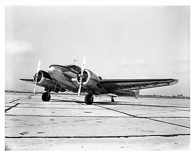 1949 Kaiser Frazer Corp Beechcraft Twin Airplane Photo ub4413-ATJN9T
