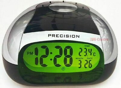 Reflex Talking Digital Alarm Clock for Blind and Partially Sighted - Brand New