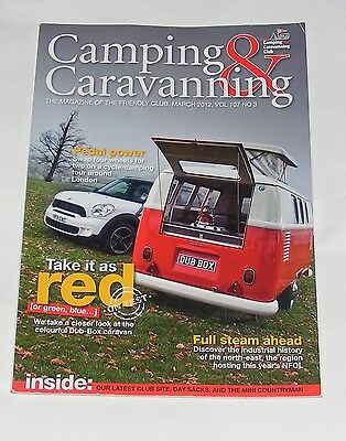 Camping & Caravanning Volume 107 No.3 March 2012 - Take It As Red