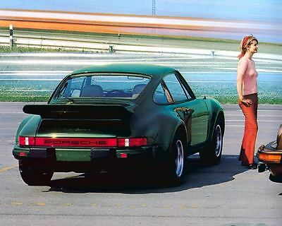 1976 Porsche Turbo Carrera Automobile Photo Poster zc318-8MGYK6