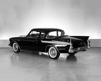 1961 Studebaker Regal Hawk Automobile Photo Poster zc3202-N6FMS8