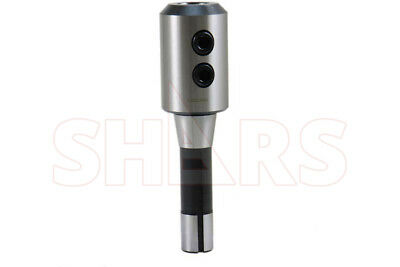"SHARS 7/8"" Precision R8 End Mill Holder"