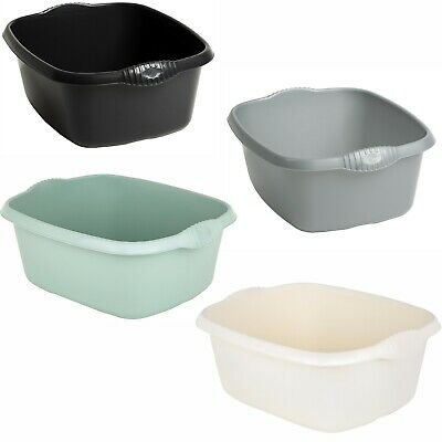 Wham High Grade Rectangular Washing Up Bowl Basin