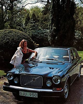 1974 Volvo 164E Sedan Automobile Photo Poster zc3552-7B7VG6