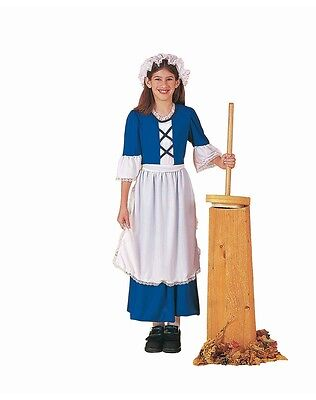 Colonial Girl - Child Costume