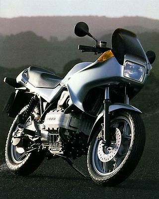 1986 BMW K75 S Motorcycle Photo Poster zc3934-D2O5WR