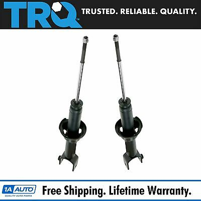 TRQ Complete Loaded Strut Spring Assembly Front Set Pair 2pc for 02-05 Civic New