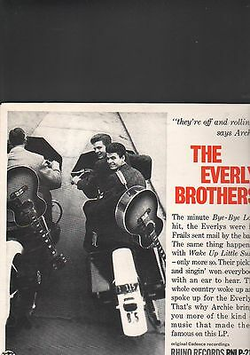 THE EVERLY BROTHERS - same LP