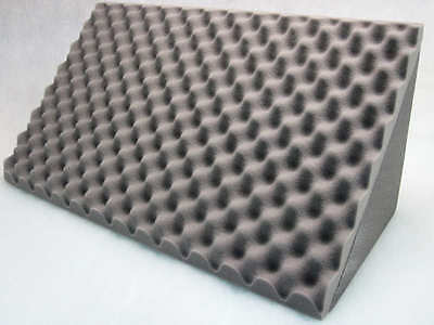 Acoustic Foam Soundproofing Bass Trap, flat/convoluted, sound proof room/studio