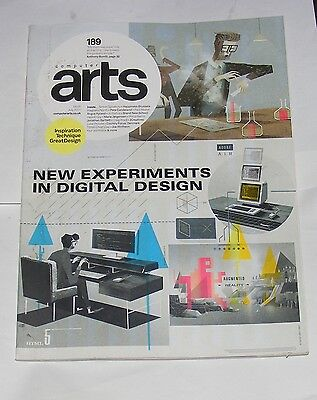 Computer Arts Issue 189 July 2011 - New Experiments In Digital Design