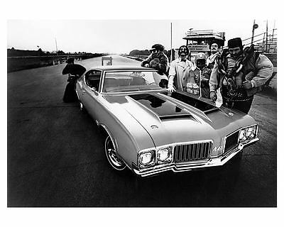 1970 Oldsmobile 442 and Dr. Oldsmobile Automobile Photo Poster zc4249-LIYQ8D