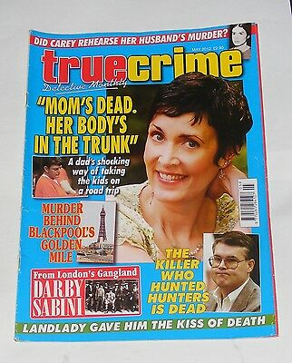 True Crime May 2012 - Dennis Allaben/frederick Sewell/thomas Lee Dillon