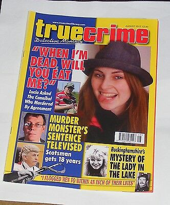 True Crime August 2012 - David Gilroy/matej Curko/carmela Dela Rosa