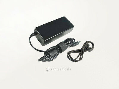 NEW AC Adapter For Samsung RC512-S01 NP-RC510E Laptop Charger Power Supply Cord
