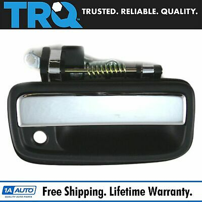 Chrome Outside Exterior Door Handle RH Right Passenger Side for Tacoma Pickup