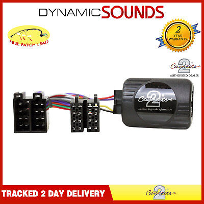 CAR2003/2004/CCR2006/CDR2005 Steering Control Adaptor For Vauxhall Astra <2004
