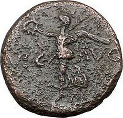AUGUSTUS Victory Over Brutus and Cassius Philippi Ancient Roman Coin  i32143