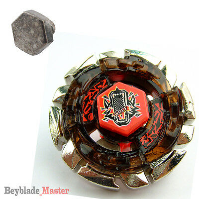 Beyblade Fusion Masters BB-29 Dark Wolf+Heavy weighs METAL Face BOLT