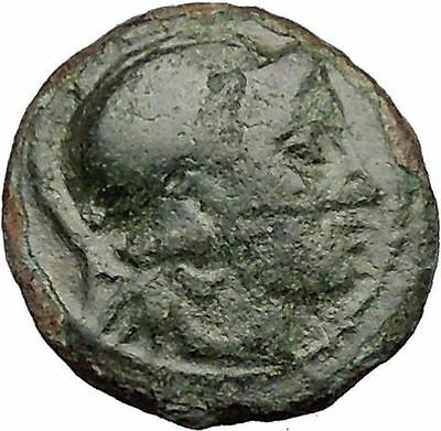 Alexander the Great  under Lysimachos King  Ancient Greek Coin Lion i31850