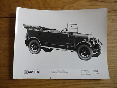 MORRIS OXFORD TOURER 1926 PRESS PHOTO Brochure  jm