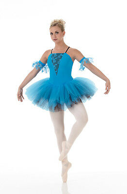 Child Adult Ballet Tutu Dance Costume Christmas Sugar Plum Nutcracker PRELUDE