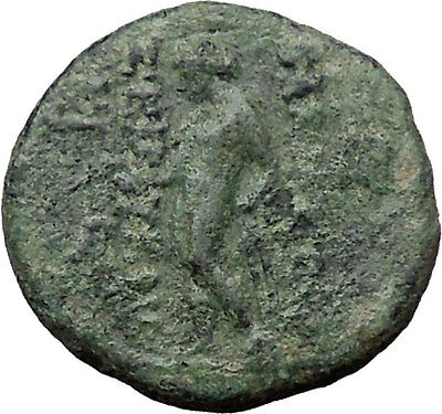 Seleukos II Kallinikos Seleucid King 246BC Ancient Greek Coin APOLLO  i31812