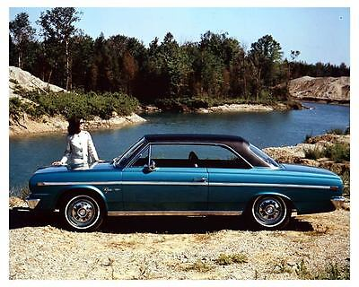 1969 AMC Rambler Rogue Factory Photo uc2775-LOCDOM