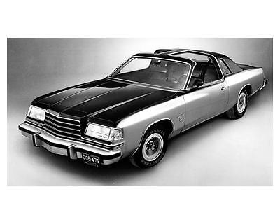 1979 Dodge Magnum XE Factory Photo uc3615-3FPSSF