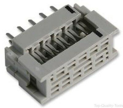 Te Connectivity / Amp,2-216093-0,connector, Idc, Transition, 2Row