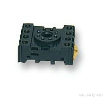 SOCKET, DIN/SURFACE, 8 PIN, RELAY, Part # PF083A-E