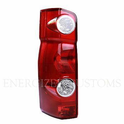 Volkswagen Crafter 2006-> Rear Tail Light Passenger Side N/s