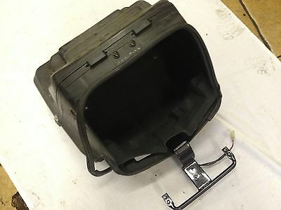 Hyosung Gp125 Grand Prix Rear Boot Luggage Compartment Only £10