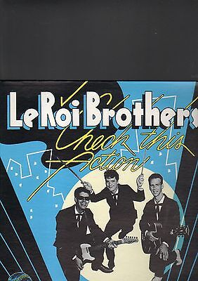 LEROI BROTHERS - check this action LP