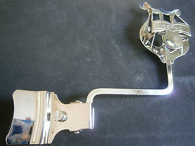 Clamp-On-Bell  Lyre for Trombone - Nickel Plated