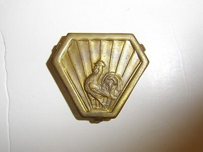 b2384 WW 2 Free French Expeditionary Force in Italy badge