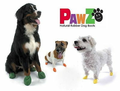 Dog Puppy Shoes Reusable Boots - Pawz - Dog Puppy - Made In USA - Waterproof