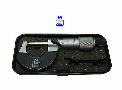Moore And Wright Micrometer 0-25Mm 1961M Myford